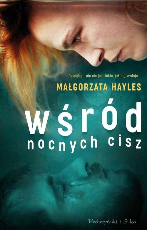 okładka Wśród nocnych Cisz, Książka | Hayles Małgorzata
