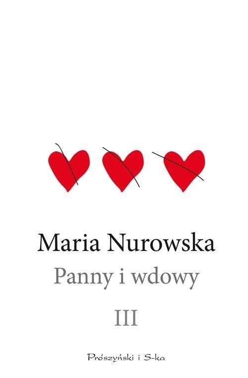 okładka Panny i wdowy Tom 3, Książka | Nurowska Maria