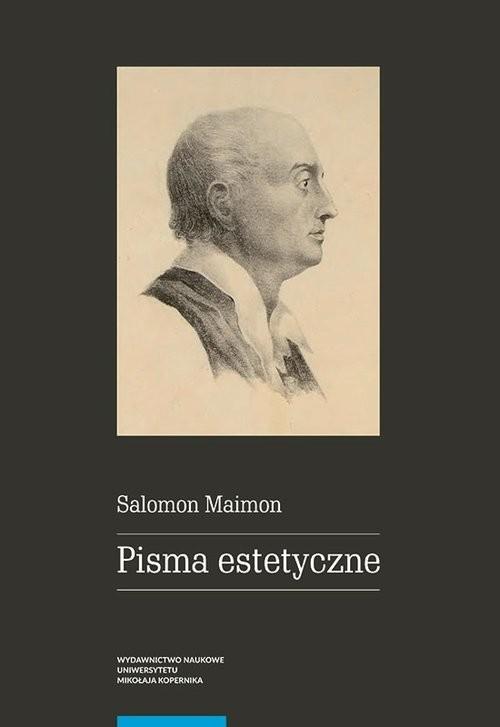 okładka Pisma estetyczne, Książka | Maimon Salomon