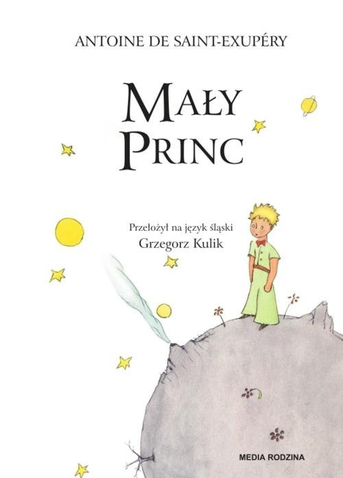 okładka Mały Princ, Książka | Saint-Exupery Antoine de