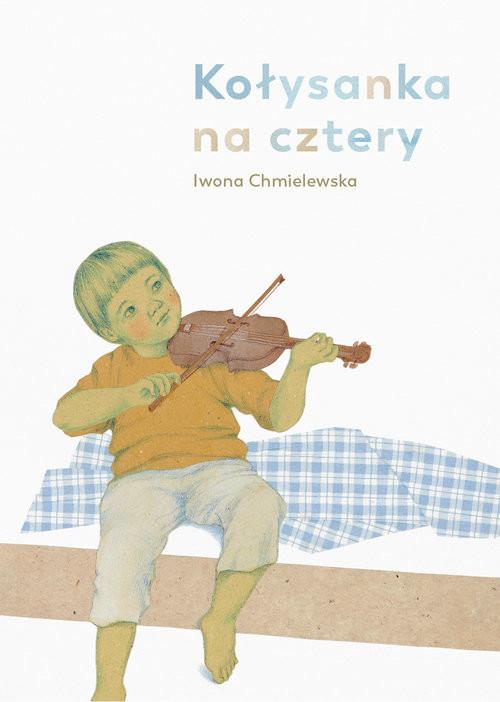 okładka Kołysanka na czteryksiążka |  | Chmielewska Iwona