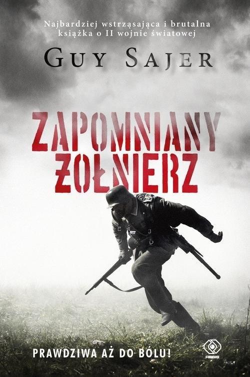 okładka Zapomniany żołnierzksiążka |  | Sajer Guy