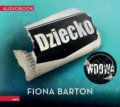 okładka Dziecko, Książka | Barton Fiona
