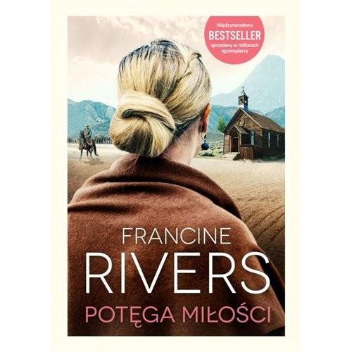 okładka Potęga miłości, Książka   Rivers Francine