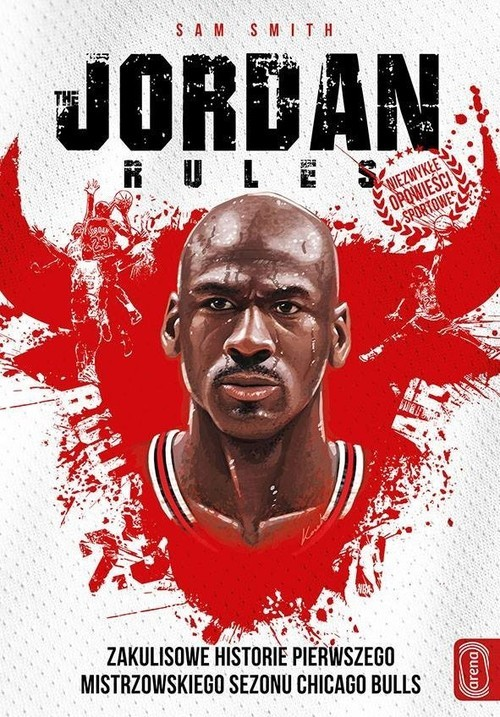 okładka Jordan Rulesksiążka      Smith Sam