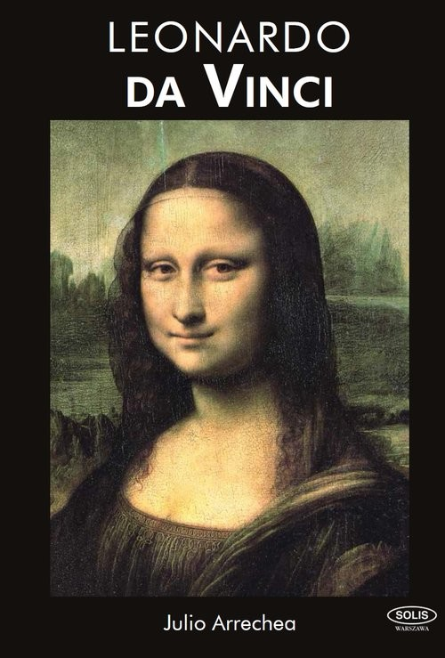 okładka Leonardo da Vinci, Książka | Arrechea Julio