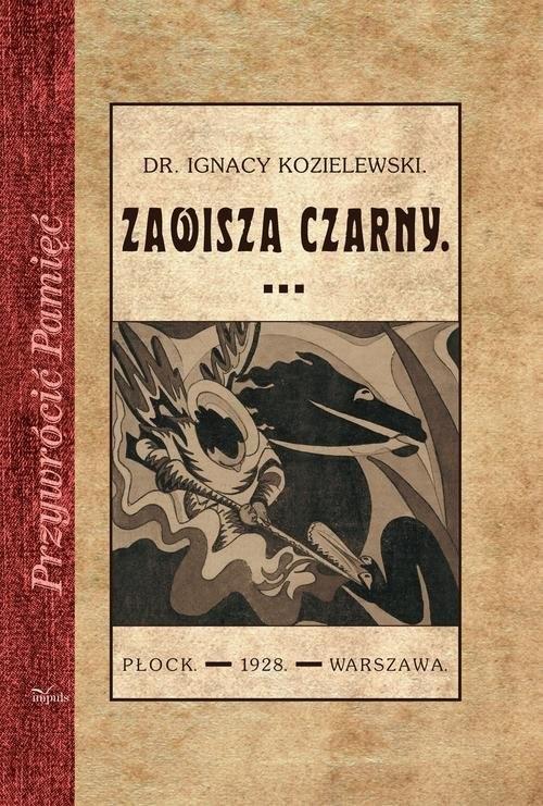 okładka Zawisza Czarny, Książka | Kozielewski Ignacy
