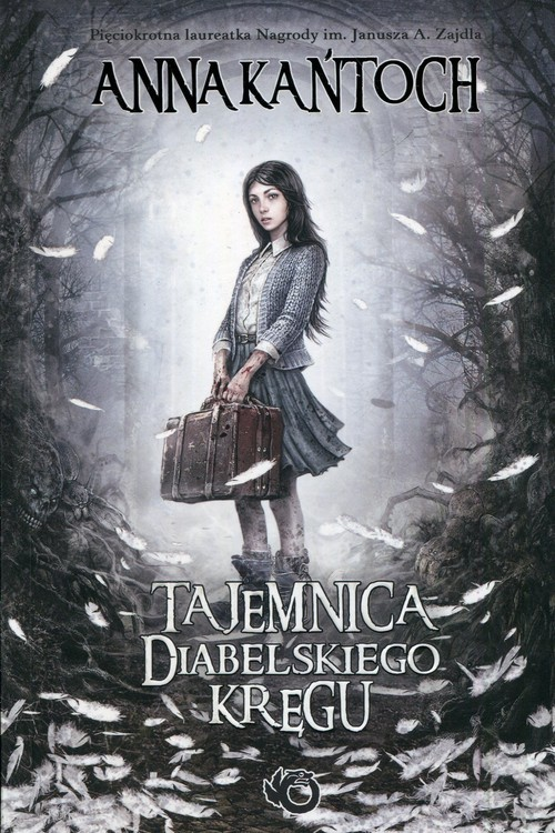 okładka Tajemnica diabelskiego kręgu, Książka | Kańtoch Anna