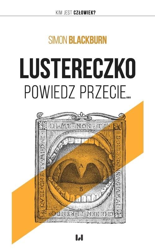 okładka Lustereczko, powiedz przecie..., Książka   Blackburn Simon