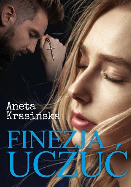 okładka Finezja uczuć, Książka   Krasińska Aneta