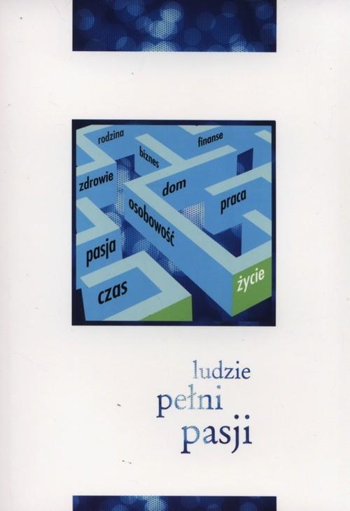 okładka Ludzie pełni pasji, Książka  