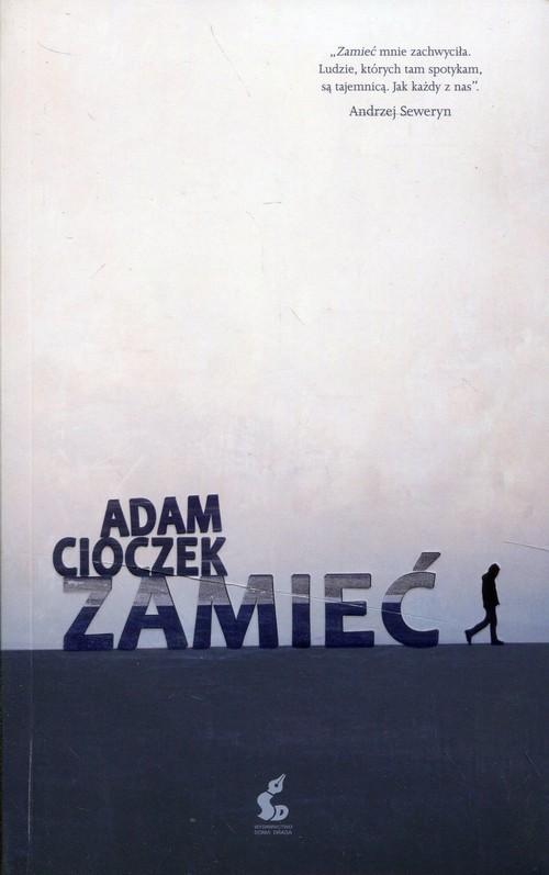 okładka Zamieć, Książka | Adam Cioczek