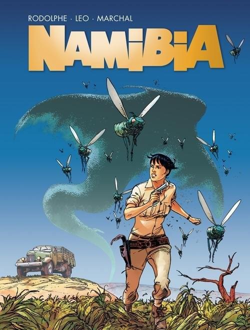 okładka Namibia, Książka   Rodolphe
