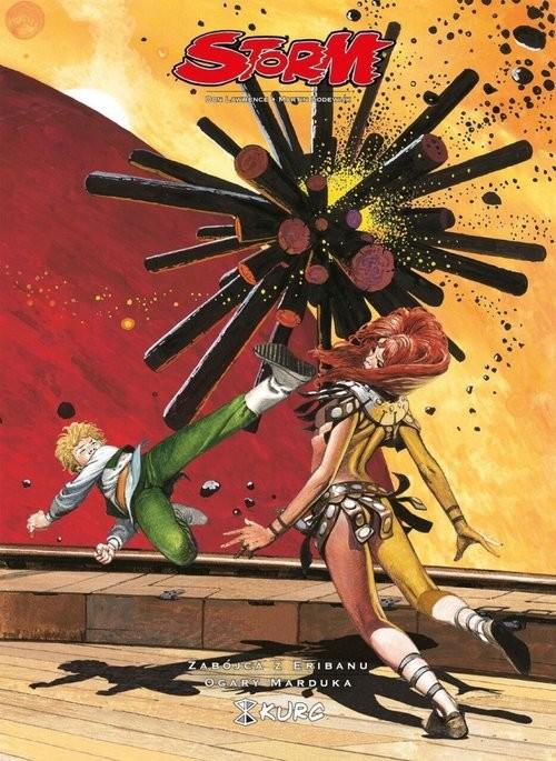 okładka Storm 7 Zabójca z Eribanu Ogary Marduka, Książka | Martin Lodewijk, Don Lawrence