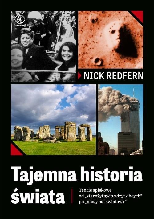 okładka Tajemna historia świata, Książka | Redfern Nick