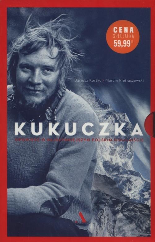 okładka Kukuczka / Spod zamarzniętych powiek pakiet, Książka | Adam Bielecki, Dominik Szczepański, Da Kortko
