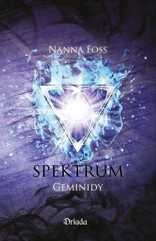 okładka Spektrum Geminidy, Książka | Foss Nanna