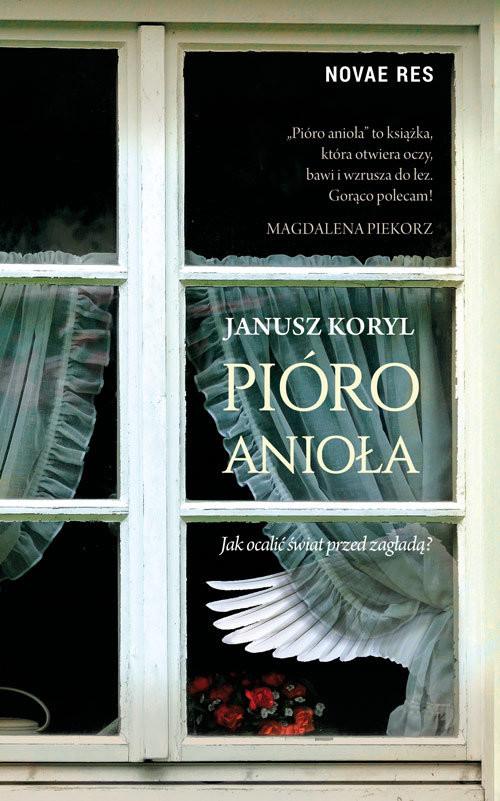 okładka Pióro anioła, Książka | Koryl Janusz