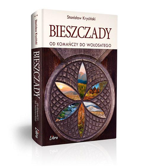 okładka Bieszczady Od Komańczy do Wołosatego, Książka   Kryciński Stanisław