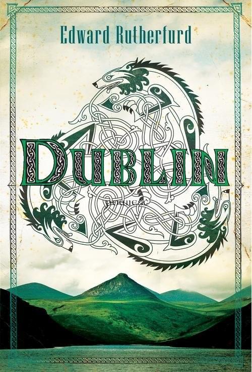 okładka Dublin, Książka | Rutherfurd Edward