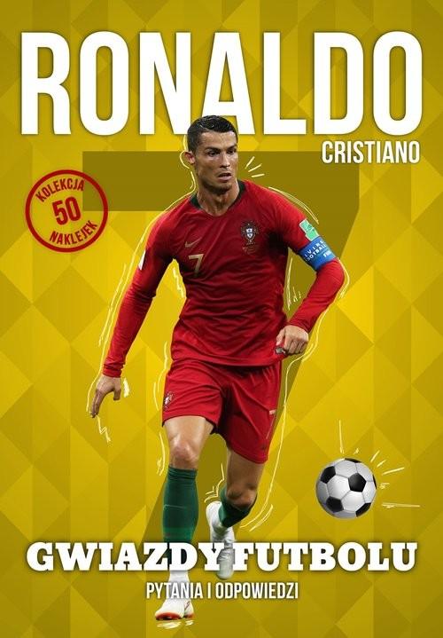 okładka Cristiano Ronaldo, Książka |