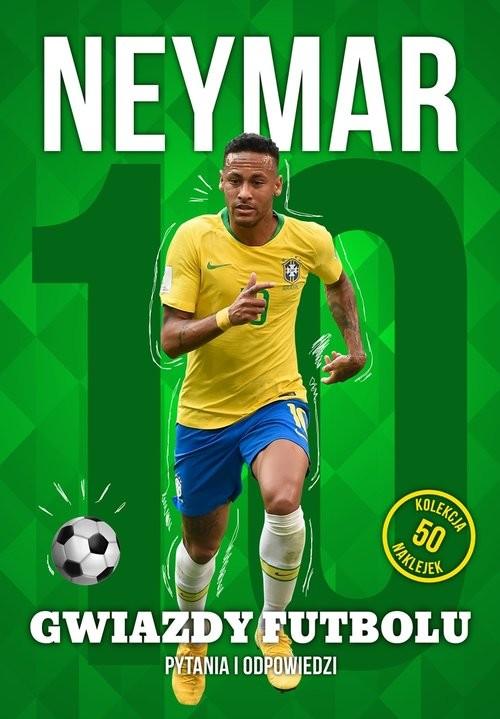 okładka Neymar, Książka |
