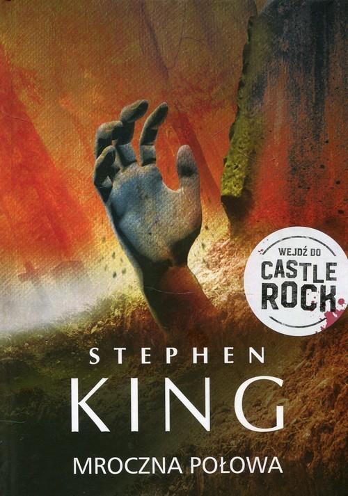 okładka Mroczna połowaksiążka      Stephen King