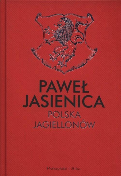 okładka Polska Jagiellonówksiążka      Jasienica Paweł