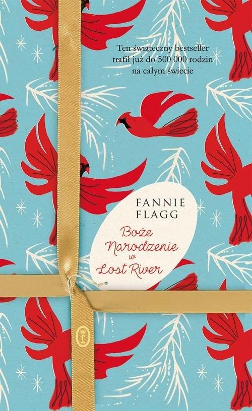 okładka Boże Narodzenie w Lost River, Książka | Flagg Fannie