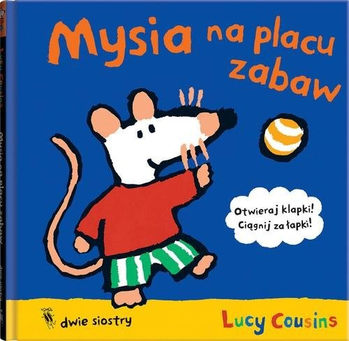 okładka Mysia na placu zabaw, Książka | Cousins Lucy