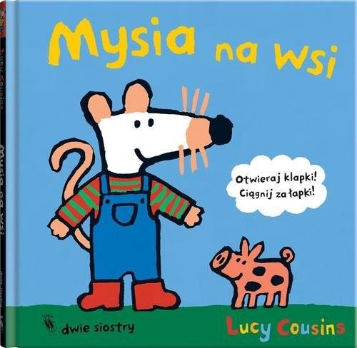 okładka Mysia na wsi, Książka | Cousins Lucy