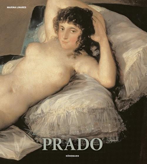 okładka Prado, Książka   Linares Marina