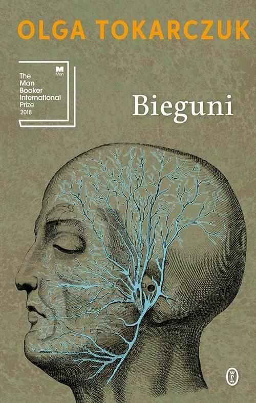 okładka Bieguni, Książka | Tokarczuk Olga