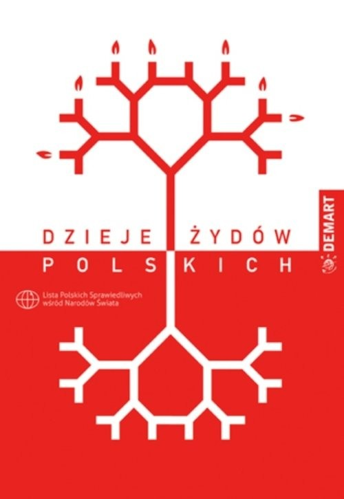 okładka Dzieje Żydów Polskich, Książka |