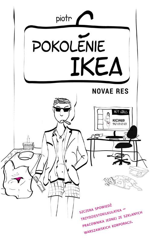 okładka Pokolenie Ikea, Audiobook   Piotr C.