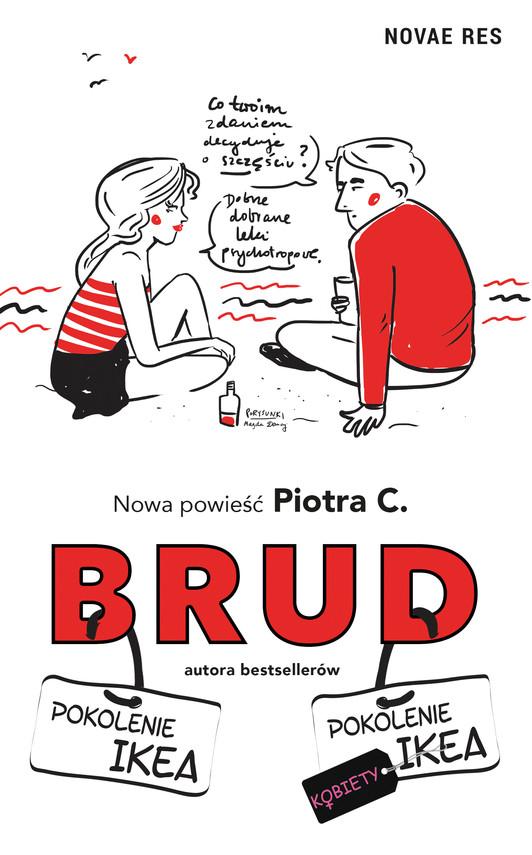 okładka Brudaudiobook | MP3 | Piotr C.
