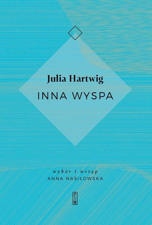 okładka Inna wyspa, Książka | Hartwig Julia