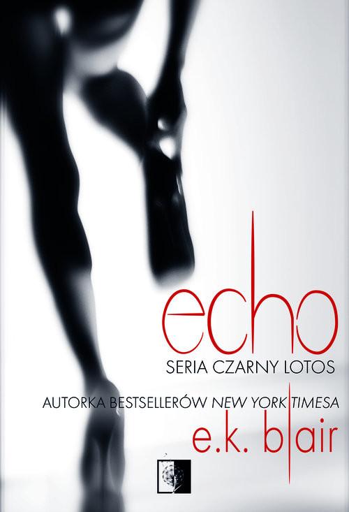 okładka Echo, Książka | E.K. Blair