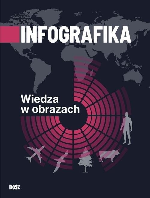 okładka Infografika. Wiedza w obrazach, Książka |