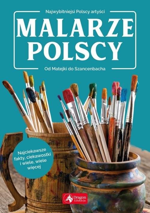 okładka Malarze polscy, Książka | Ogrocka Angelika