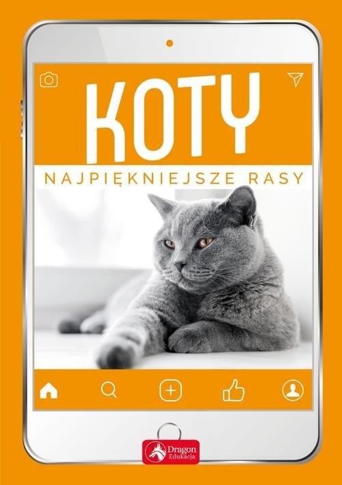 okładka Koty Najpiękniejsze rasyksiążka |  | Młynek Małgorzata
