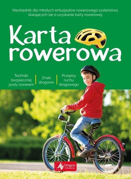 okładka Karta rowerowa, Książka | Czarkowska Iwona