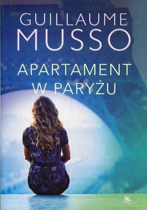okładka Apartament w Paryżu, Książka | Musso Guillaume