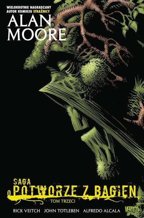 okładka Saga o Potworze z Bagien Tom 3książka |  | Alan Moore