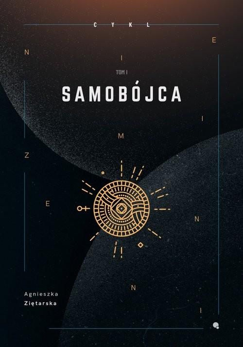 okładka Samobójca, Książka | Ziętarska Agnieszka