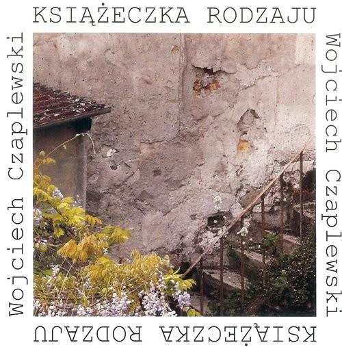 okładka Książeczka rodzaju, Książka | Czaplewski Wojciech