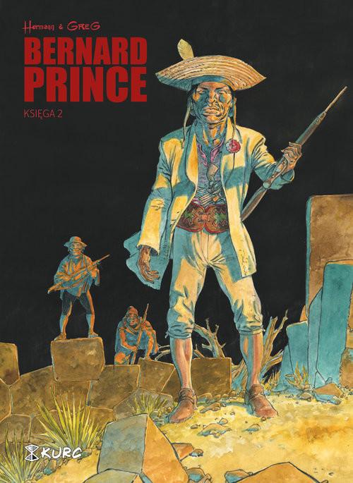 okładka Bernard Prince Księga 2, Książka | Hermann Greg, praca zbiorowa