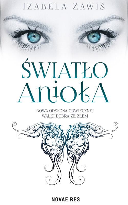 okładka Światło anioła, Książka | Zawis Izabela