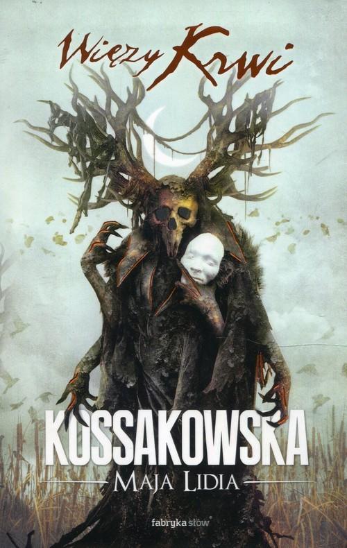 okładka Więzy krwi, Książka | Maja Lidia Kossakowska