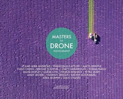 okładka Masters of Drone Photography, Książka | Kennedy Fergus